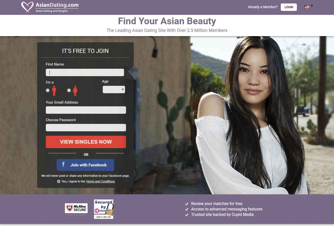 Asian Interracial Date | Asian Interracial Dating Site
